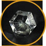 ダイヤモンド型アイスモールド